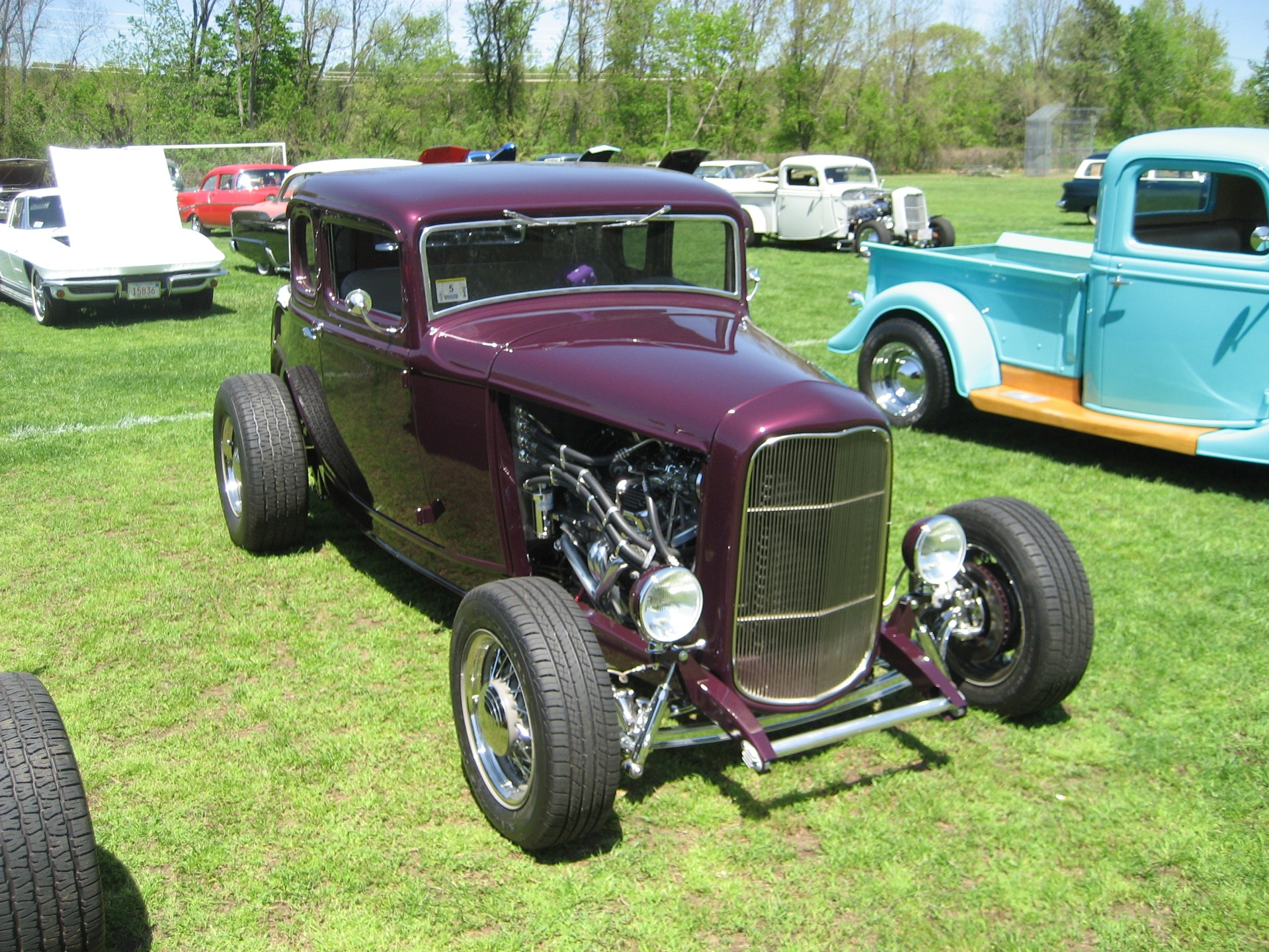Used 1932 Ford Custom Coupe