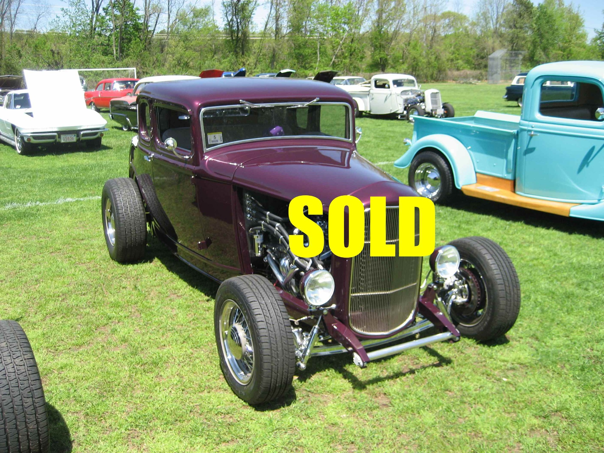 Used 1932 Ford Custom Coupe  131 , For Sale $45000, Call Us: (704) 996-3735