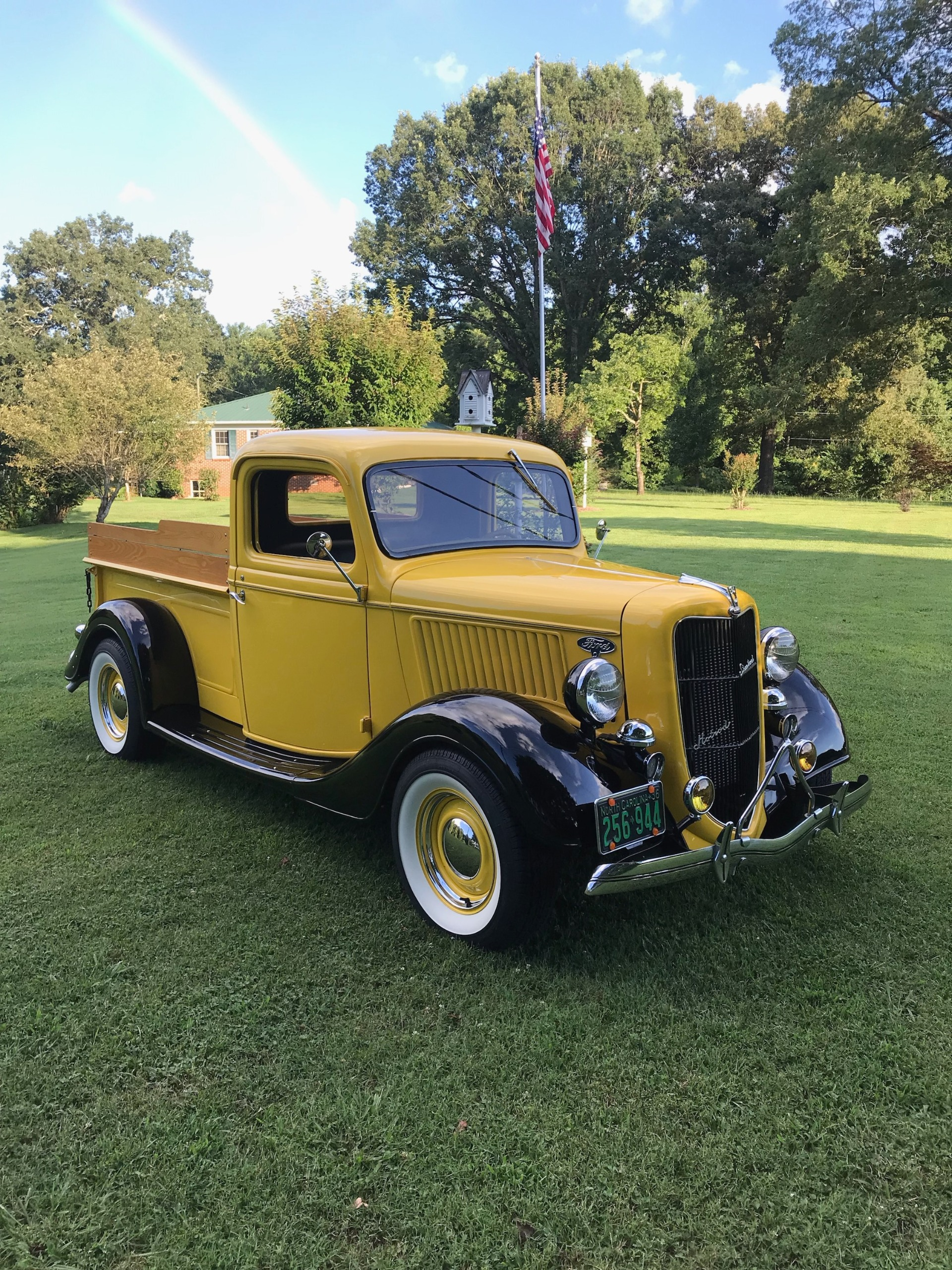 Used 1936 Ford Half Ton Pickup Truck