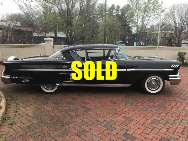 1958 Chevrolet Impala Sport Coupe  For Sale $58000