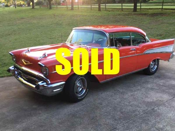 1957 Chevrolet Bel Air  For Sale $39000