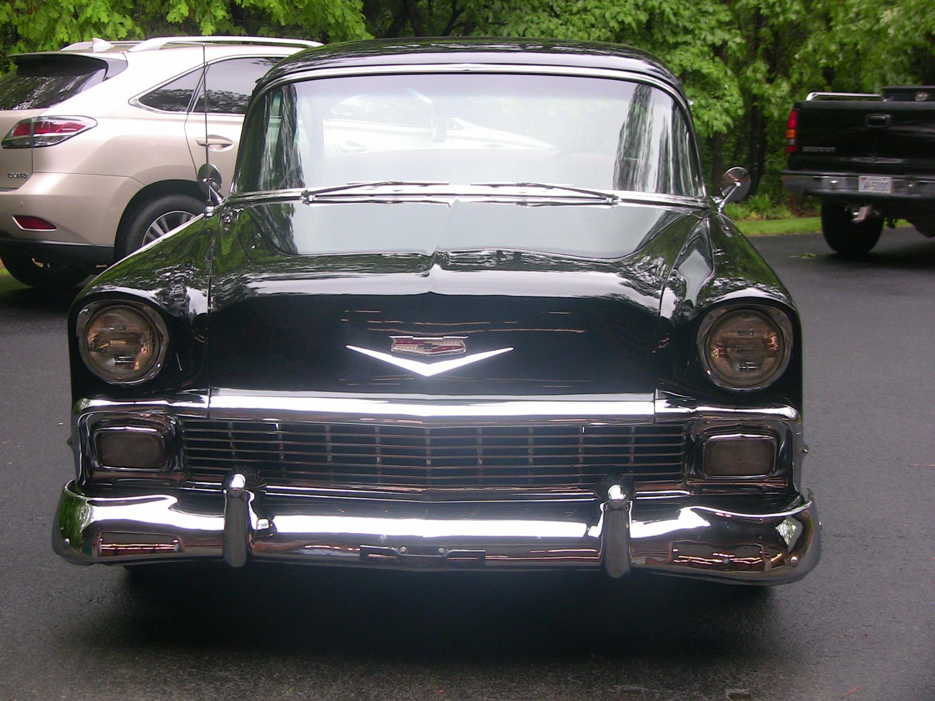 Used 1956 Chevrolet Bel Air