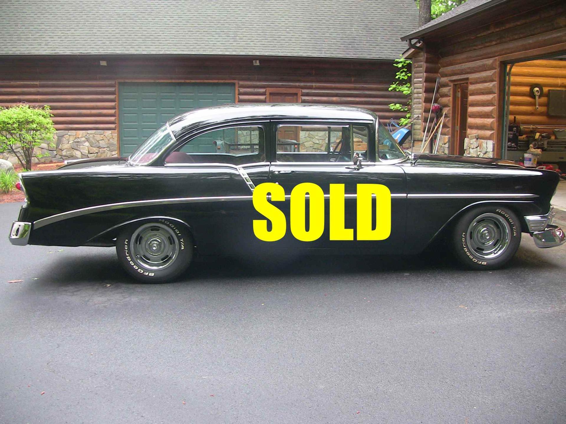 Used 1956 Chevrolet 210 Sedan  136 , For Sale $38500, Call Us: (704) 996-3735