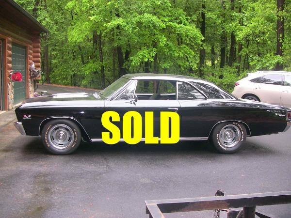 1967 Chevrolet Chevelle  For Sale $42500