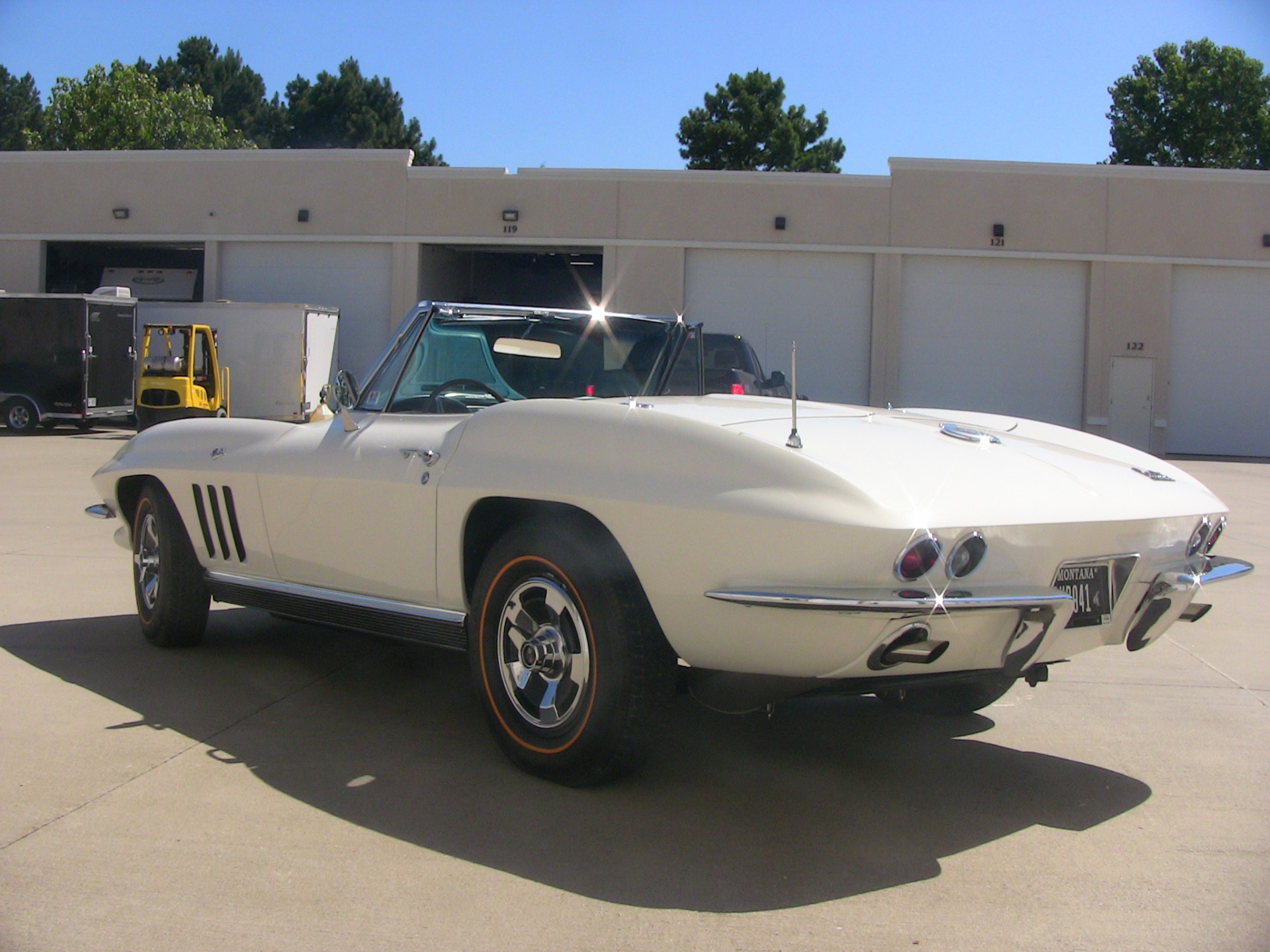 Used 1966 Chevrolet Corvette Convertible