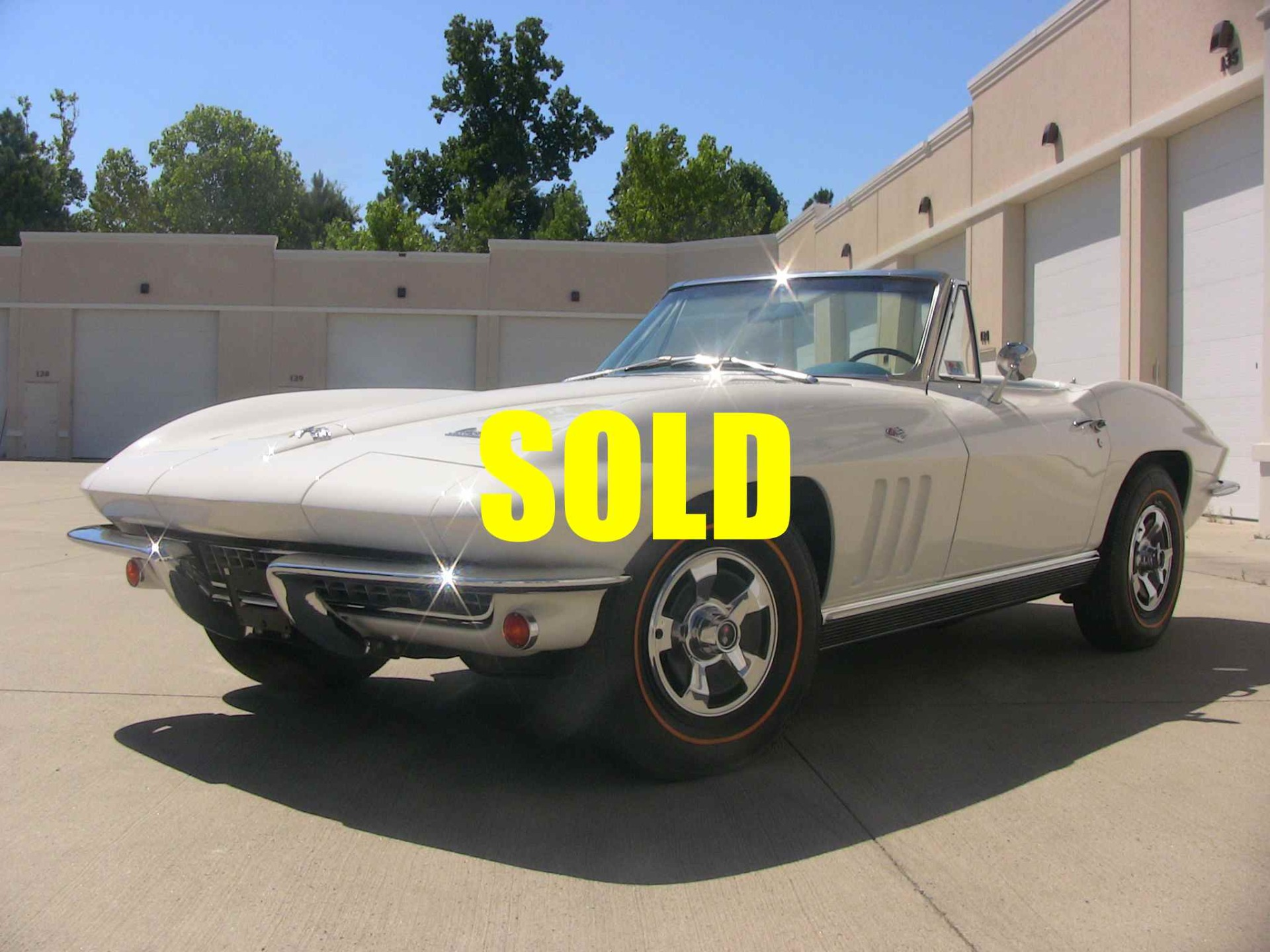 Used 1966 Chevrolet Corvette Convertible  139 , For Sale $60000, Call Us: (704) 996-3735