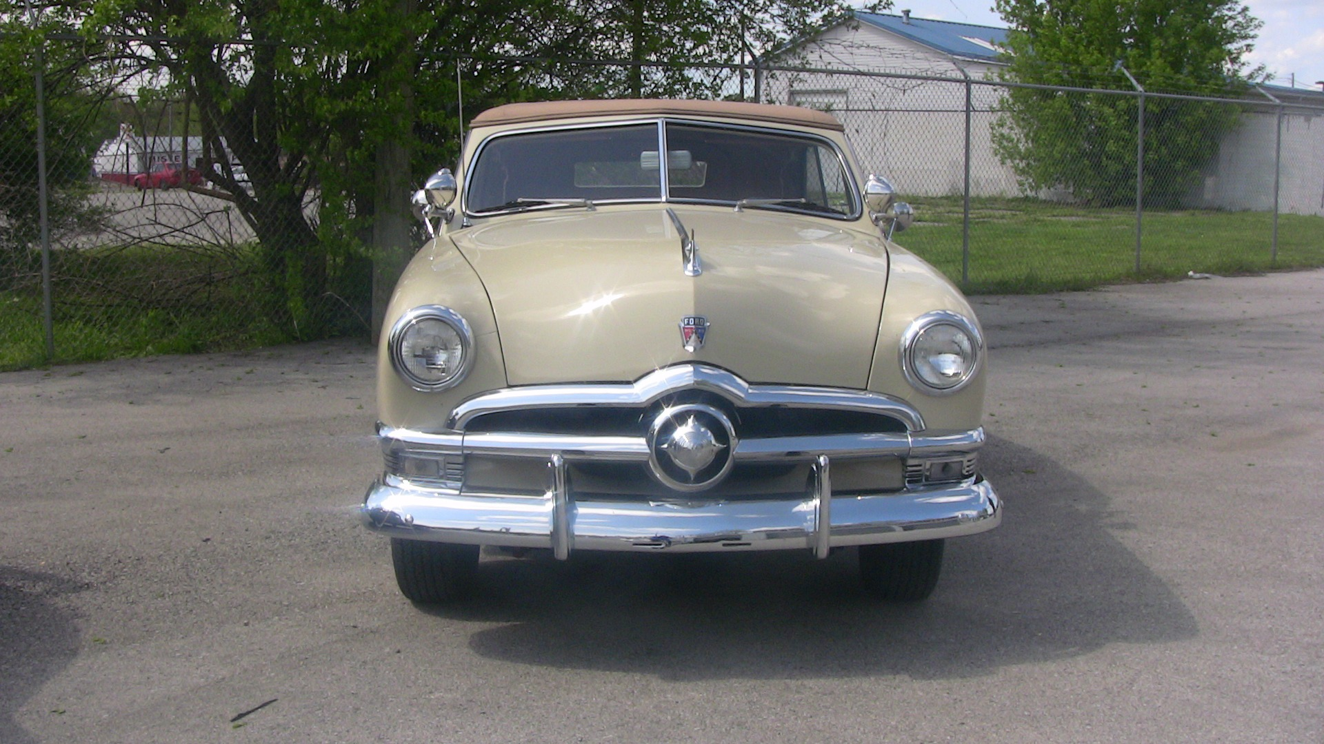 Used 1950 Ford Convertible
