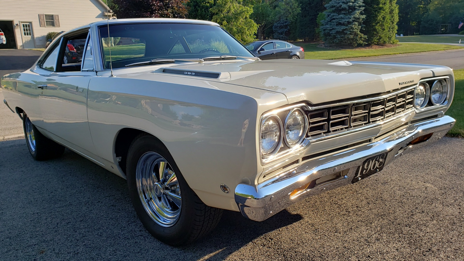 Used 1968 Plymouth Roadrunner