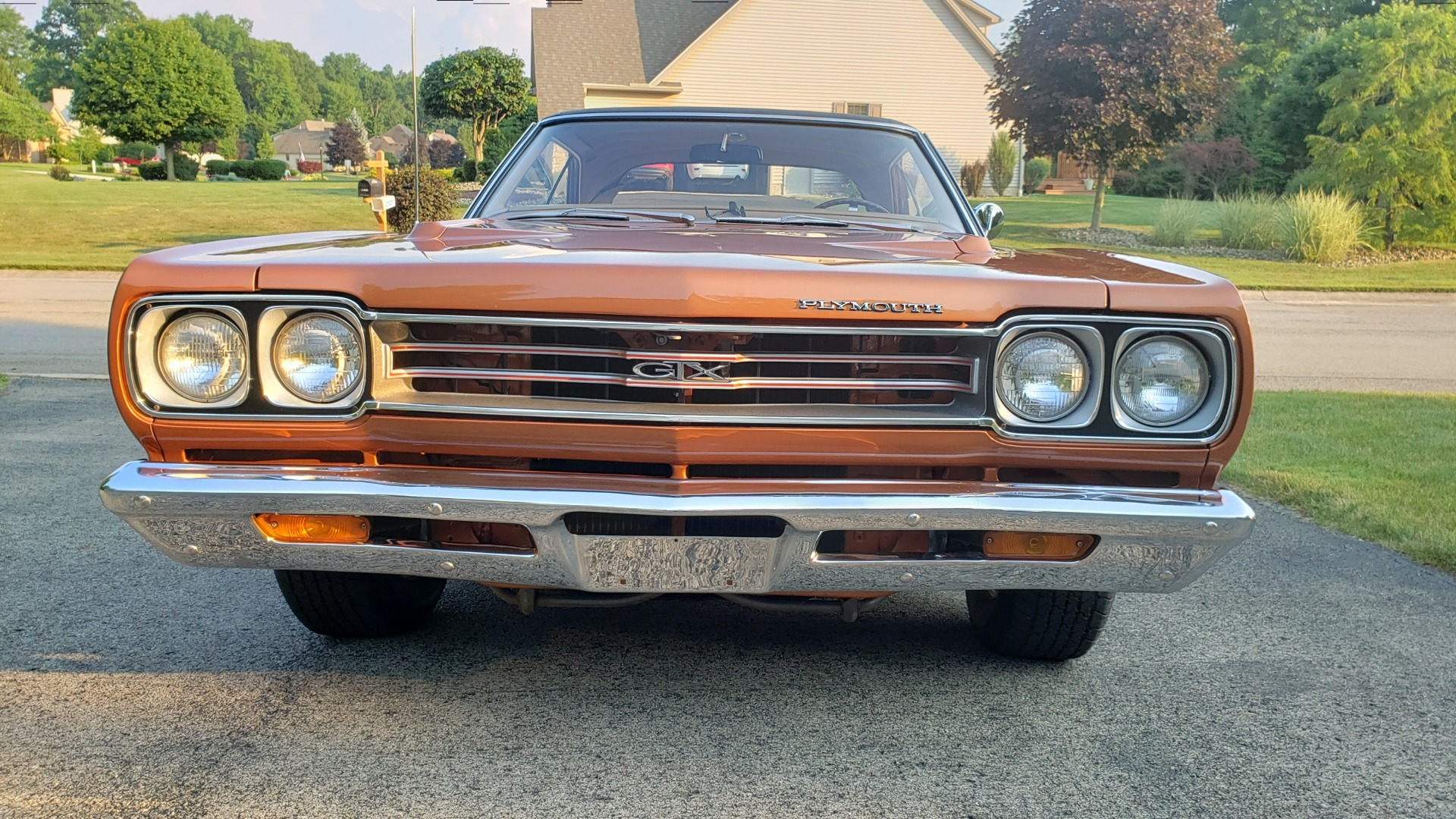 Used 1969 Plymouth GTX
