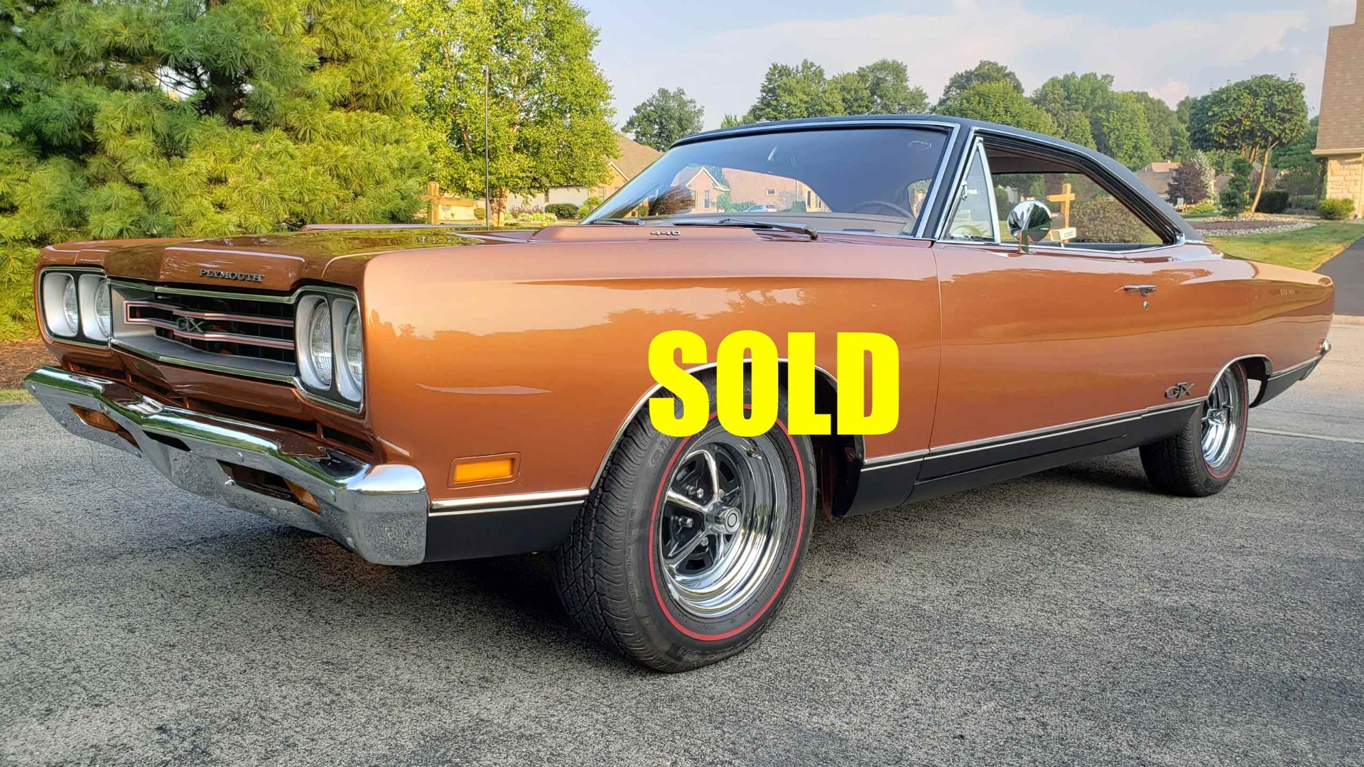 Used 1969 Plymouth GTX  143 , For Sale $56000, Call Us: (704) 996-3735