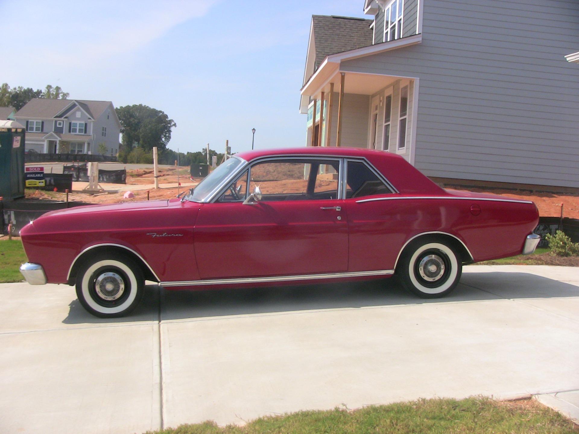 Used 1966 Ford Falcon Futura