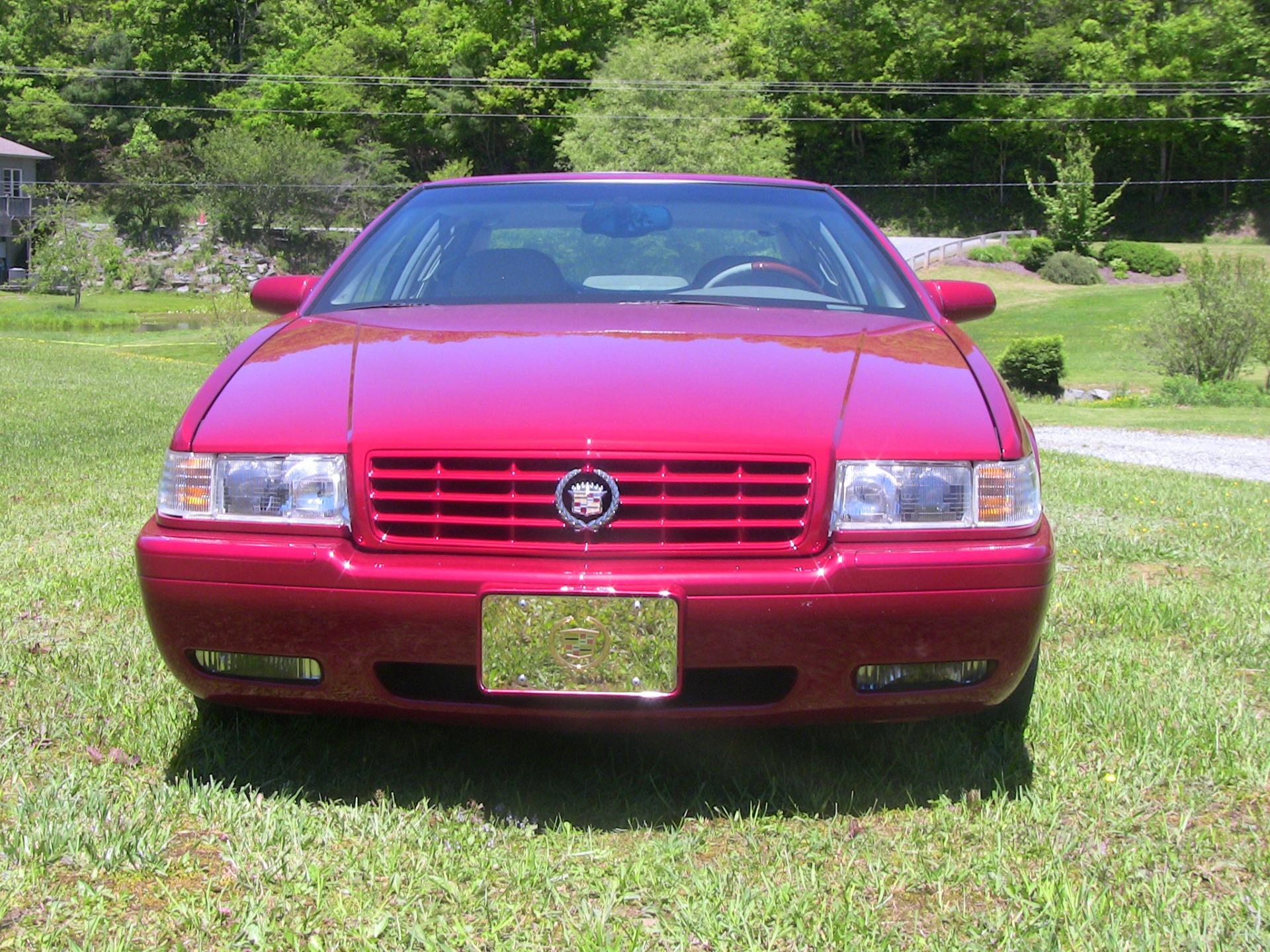 Used 2001 Cadillac Eldorado ETC