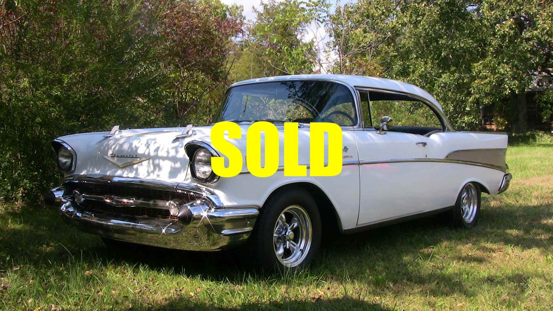 Used 1957 Chevrolet Bel Air  15 , For Sale $37500, Call Us: (704) 996-3735
