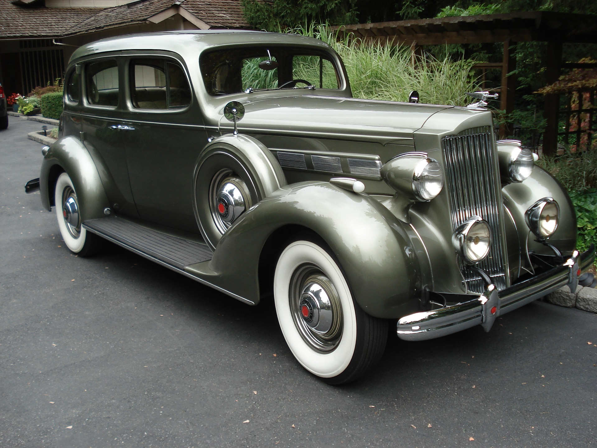 Used 1937 Packard 120
