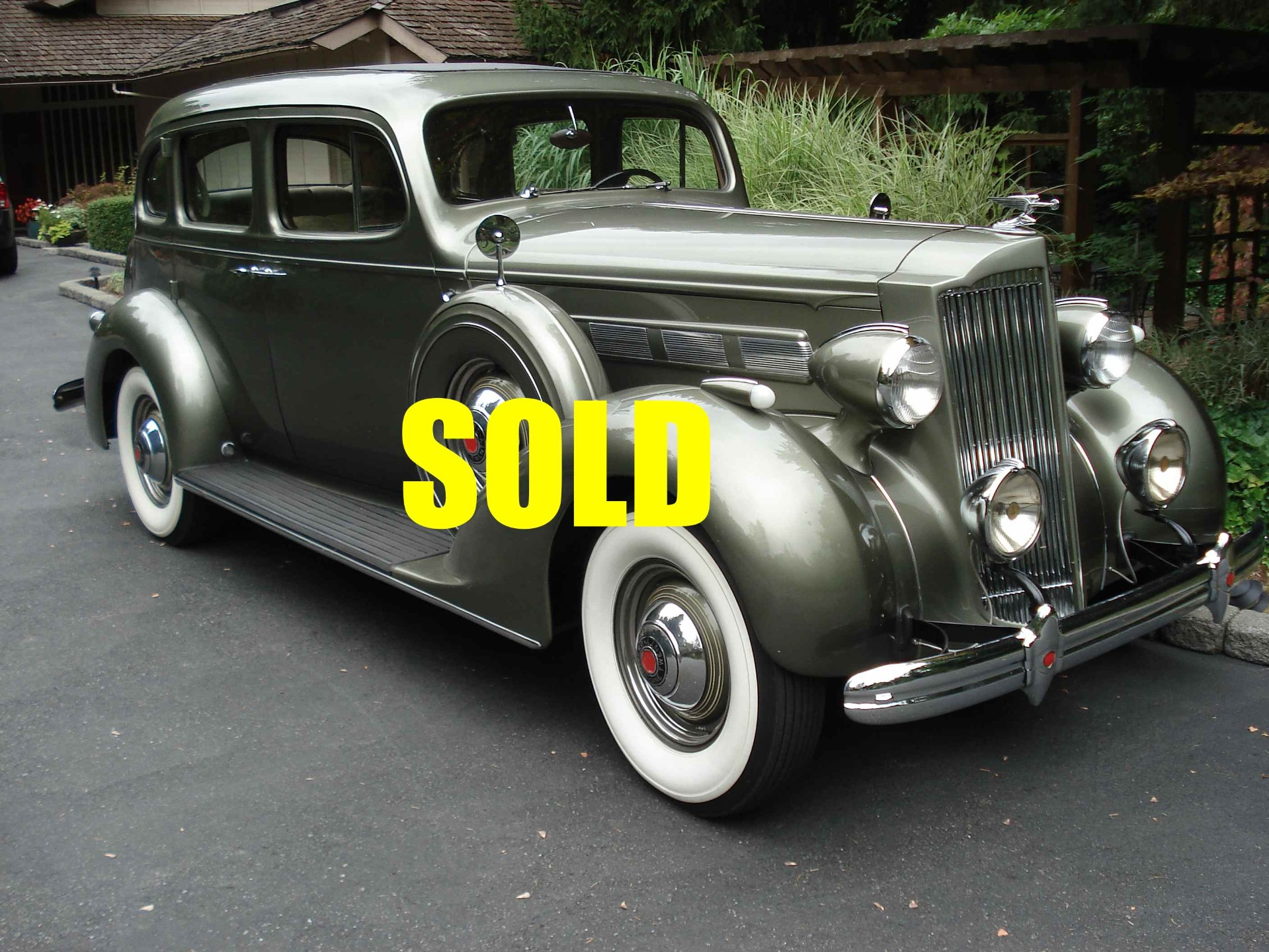 Used 1937 Packard 120  150 , For Sale $48000, Call Us: (704) 996-3735