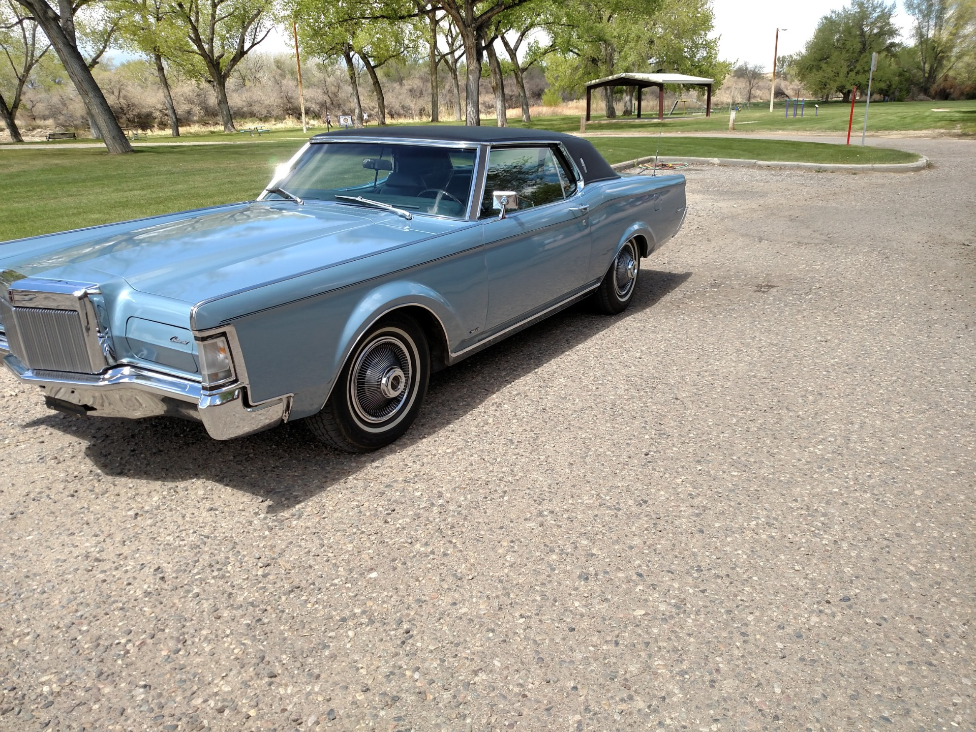 Used 1969 Lincoln Continental Mark III  151 , For Sale $19500, Call Us: (704) 996-3735