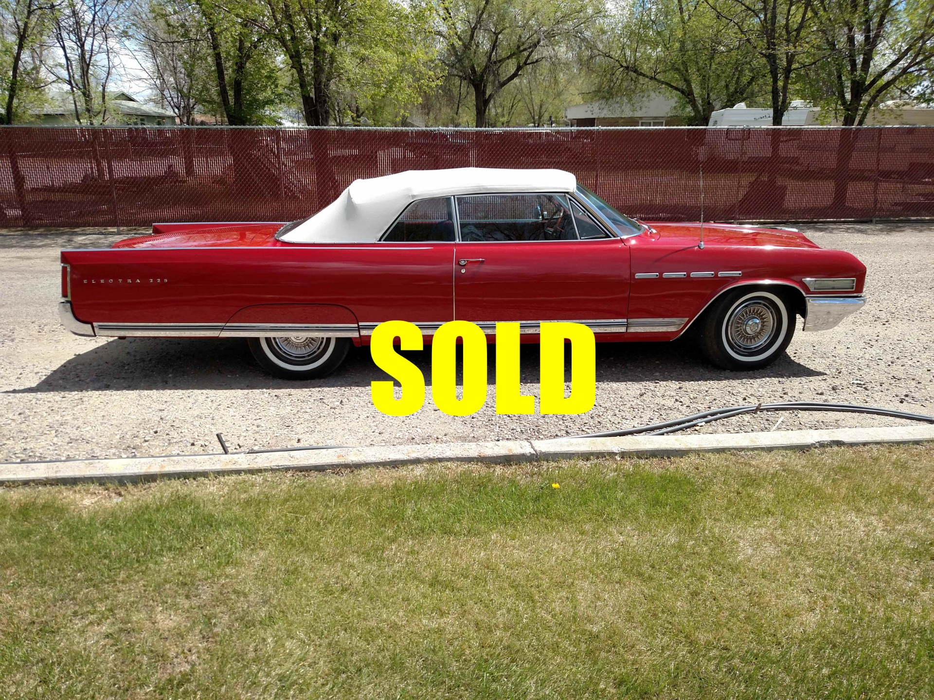 Used 1964 Buick Electra 225 Convertible 152 , For Sale $29500, Call Us: (704) 996-3735