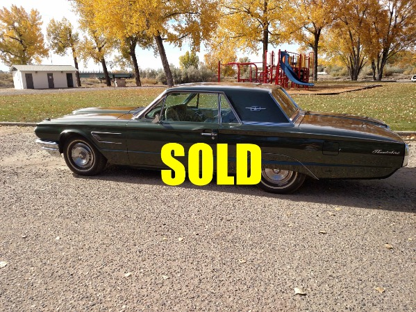 1965 Ford Thunderbird  For Sale $12500