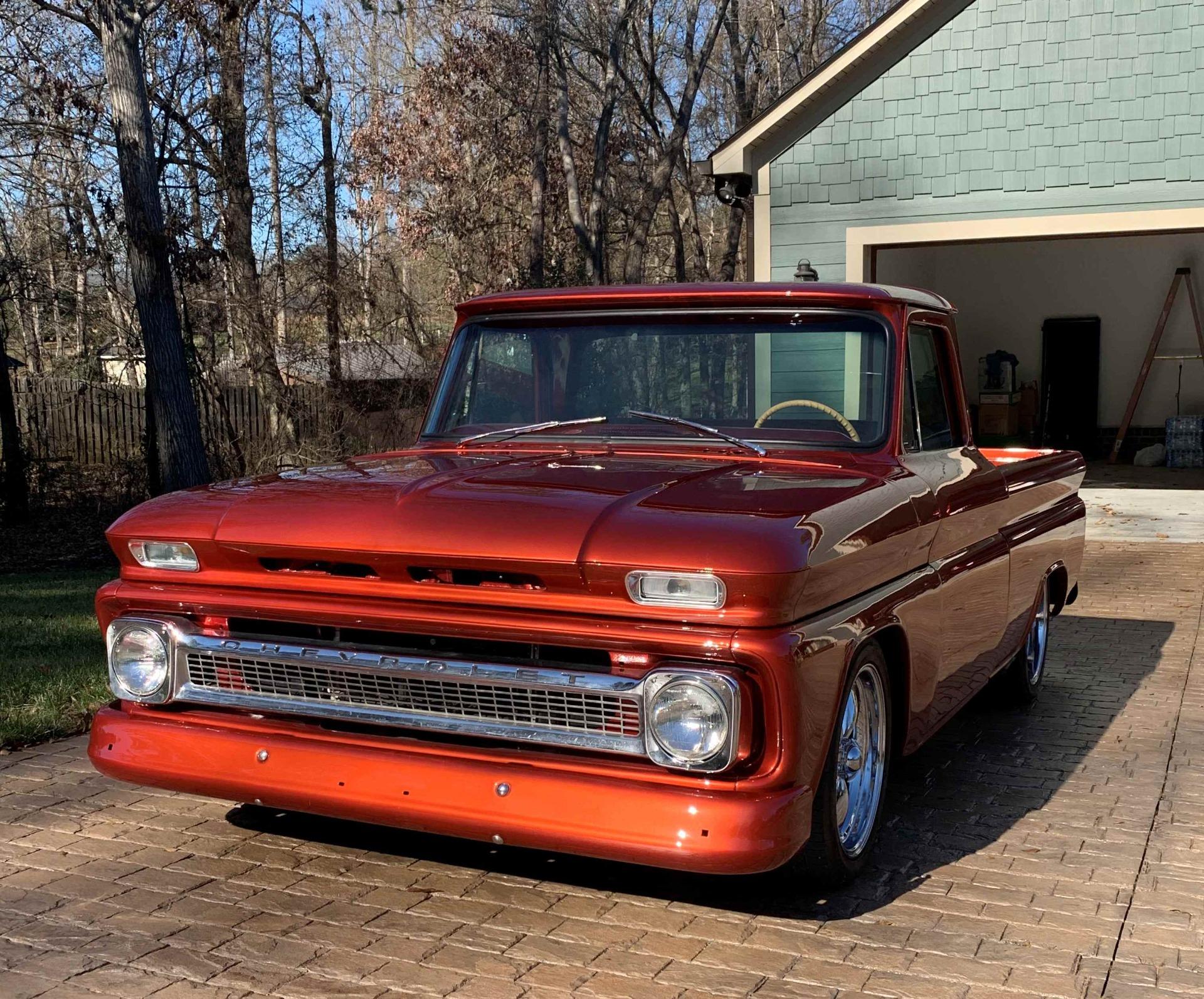 Used 1965 Chevrolet C10 Pickup
