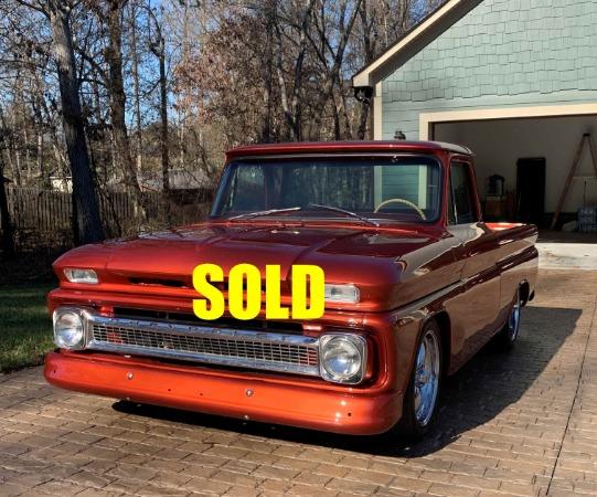 1965 Chevrolet C10 Pickup  For Sale $47000