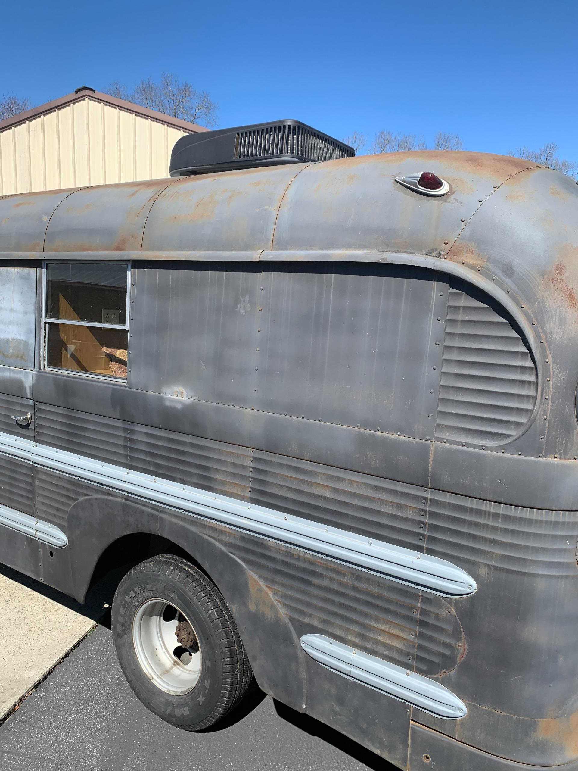 Used 1957 Chevrolet Ambulance