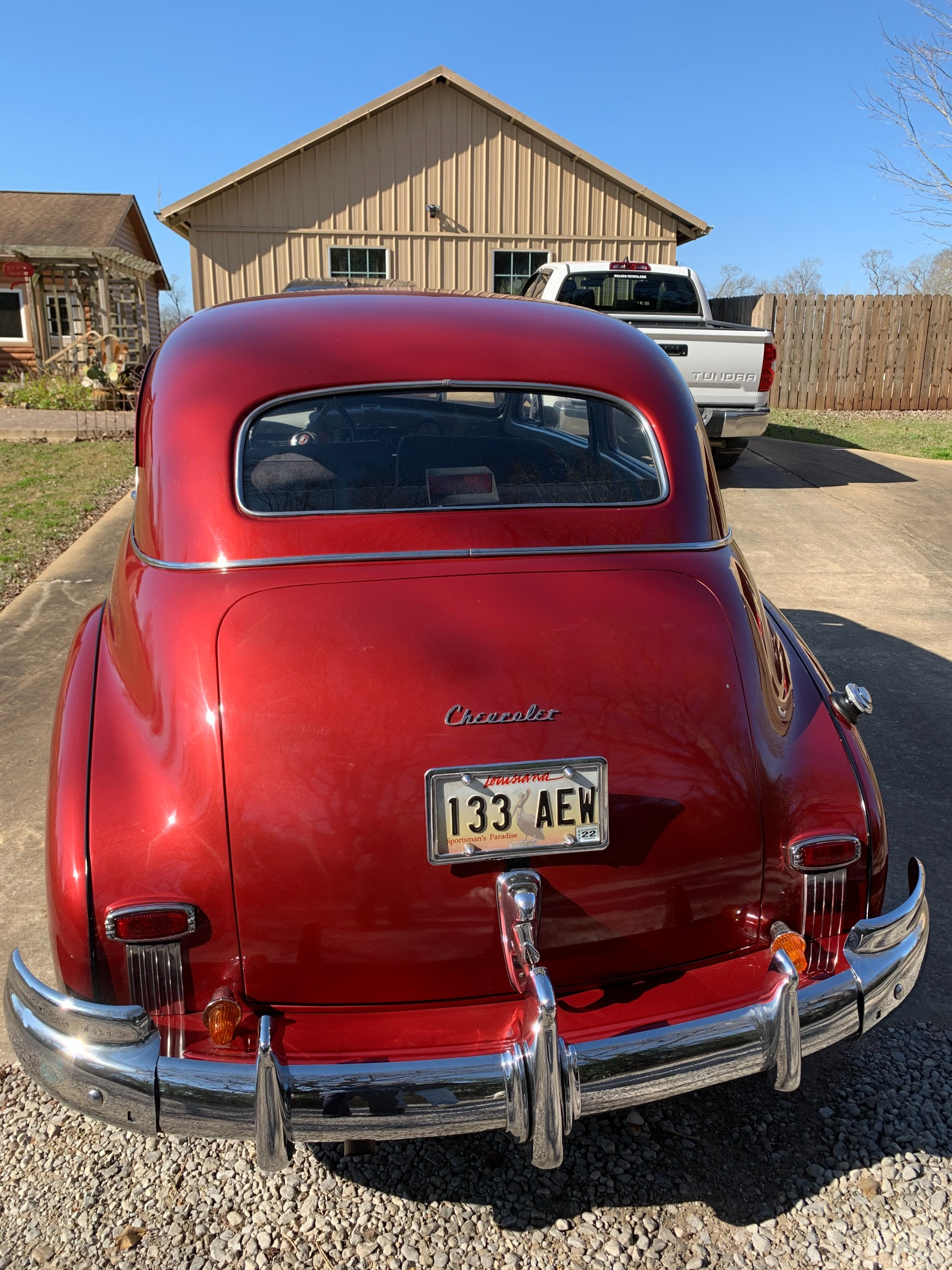 Used 1947 Chevrolet Fleetmaster
