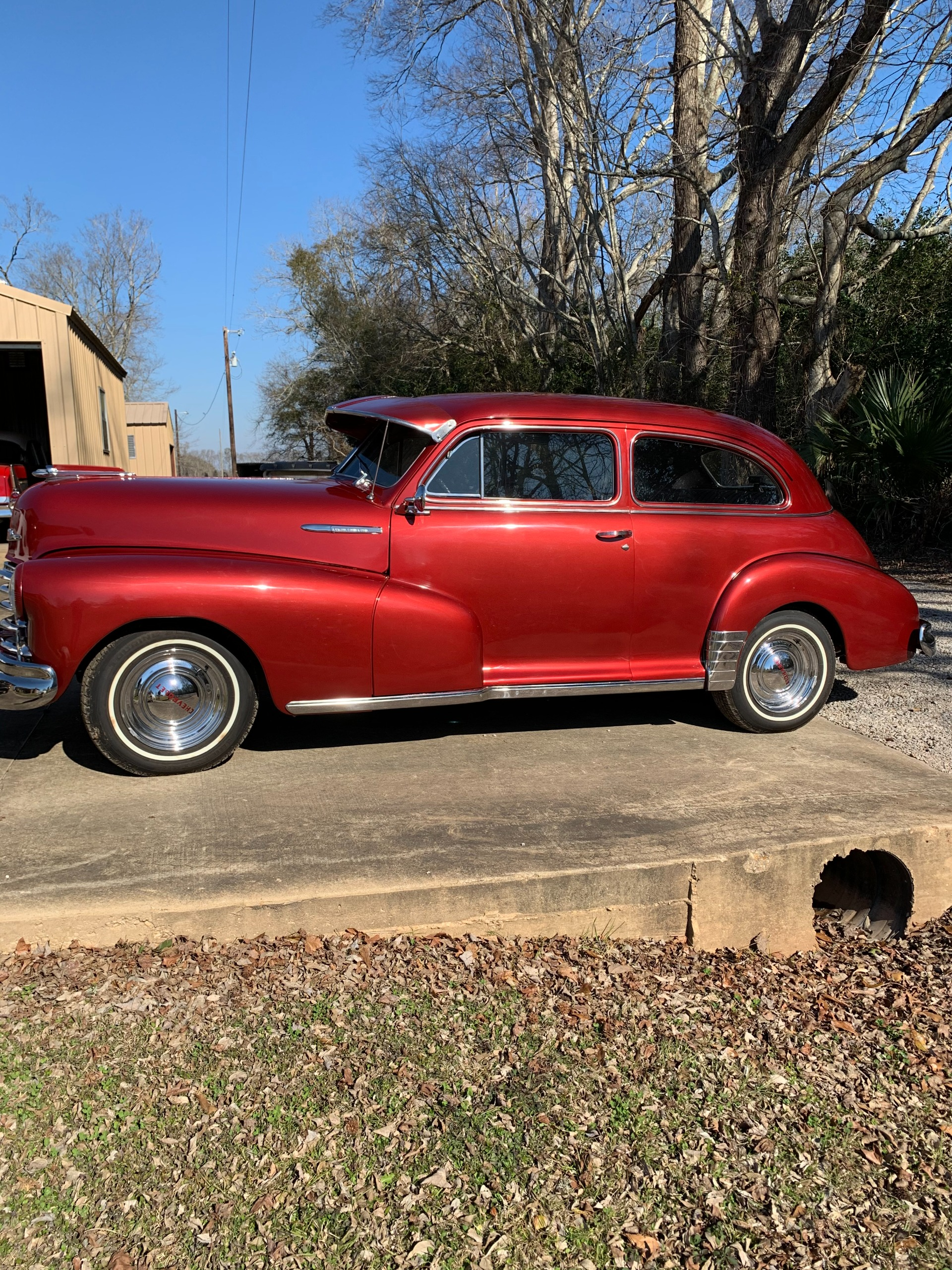 Used 1947 Chevrolet Fleetmaster  163 , For Sale $31000, Call Us: (704) 996-3735