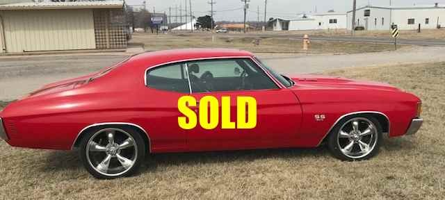 Used 1972 Chevrolet Malibu Chevelle SS 164 , For Sale $26000, Call Us: (704) 996-3735
