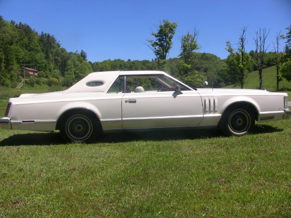 1979 Lincoln Continental Mark V  For Sale $14500