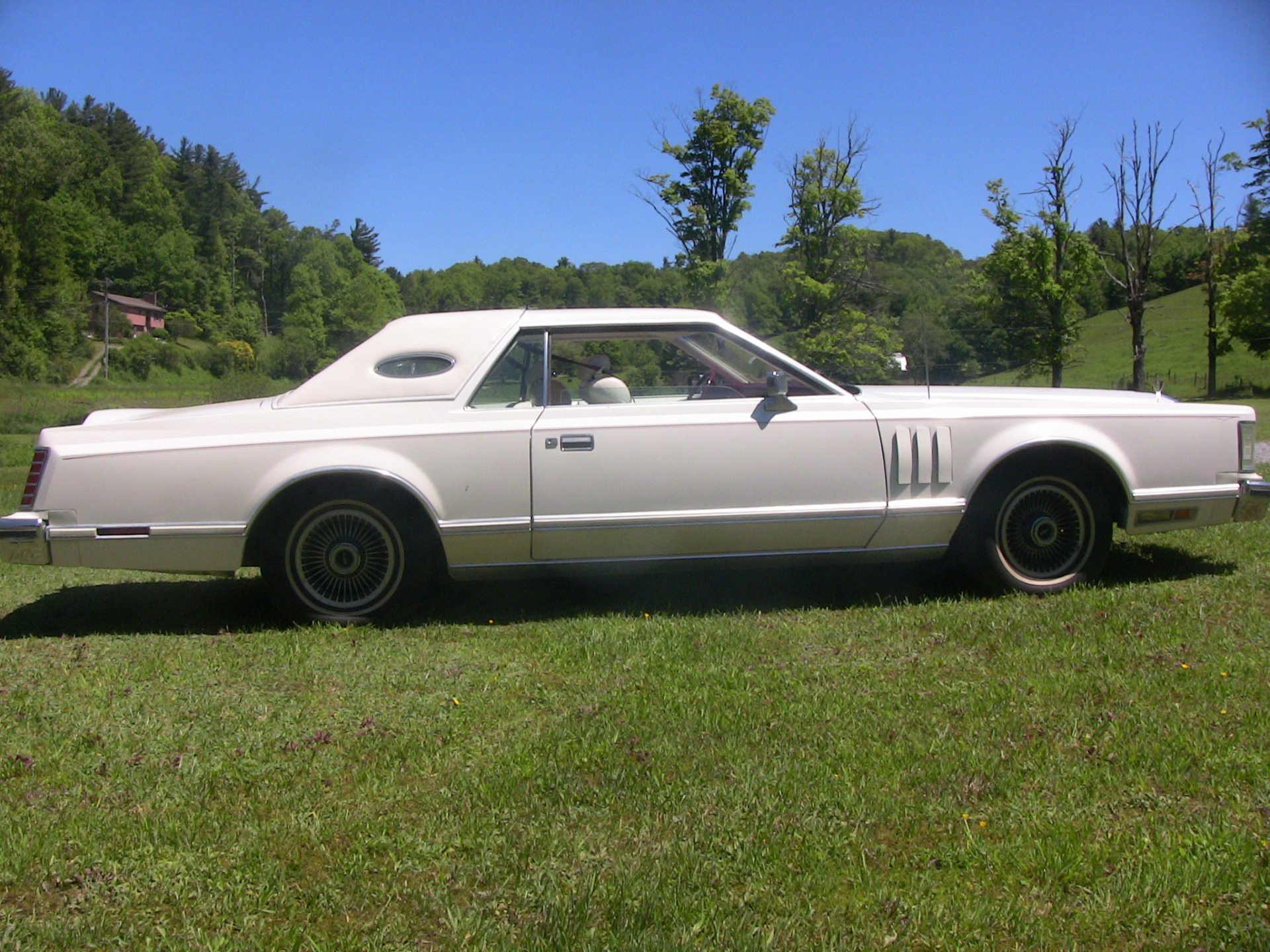 Used 1979 Lincoln Continental Mark V  166 , For Sale $14500, Call Us: (704) 996-3735