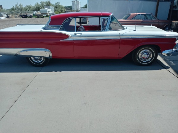 1959 Ford Ford Fairlane 500 Galaxie Skyliner Retractable Hardtop  For Sale $39500