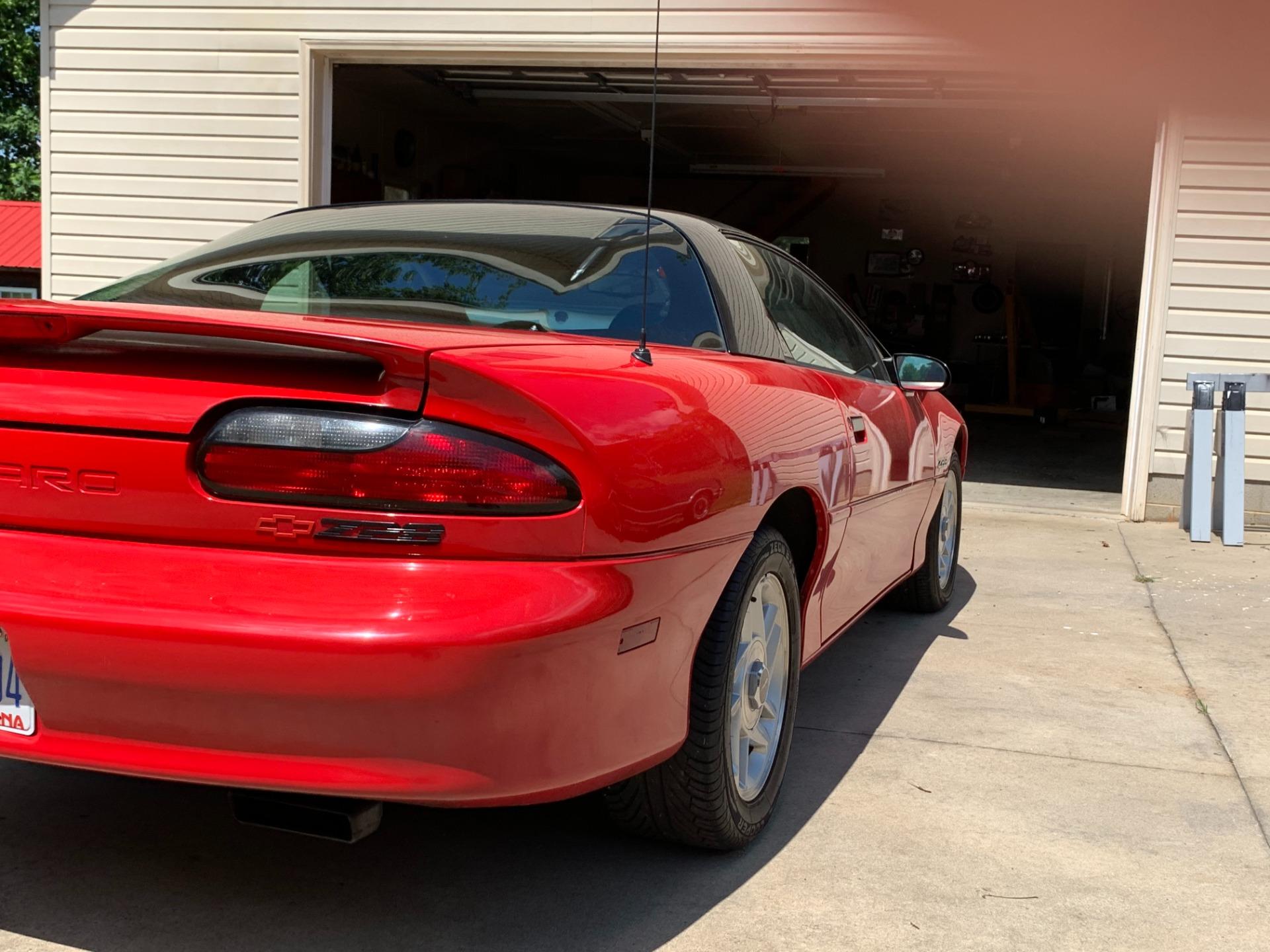 New 1994 Chevrolet Camaro Z28