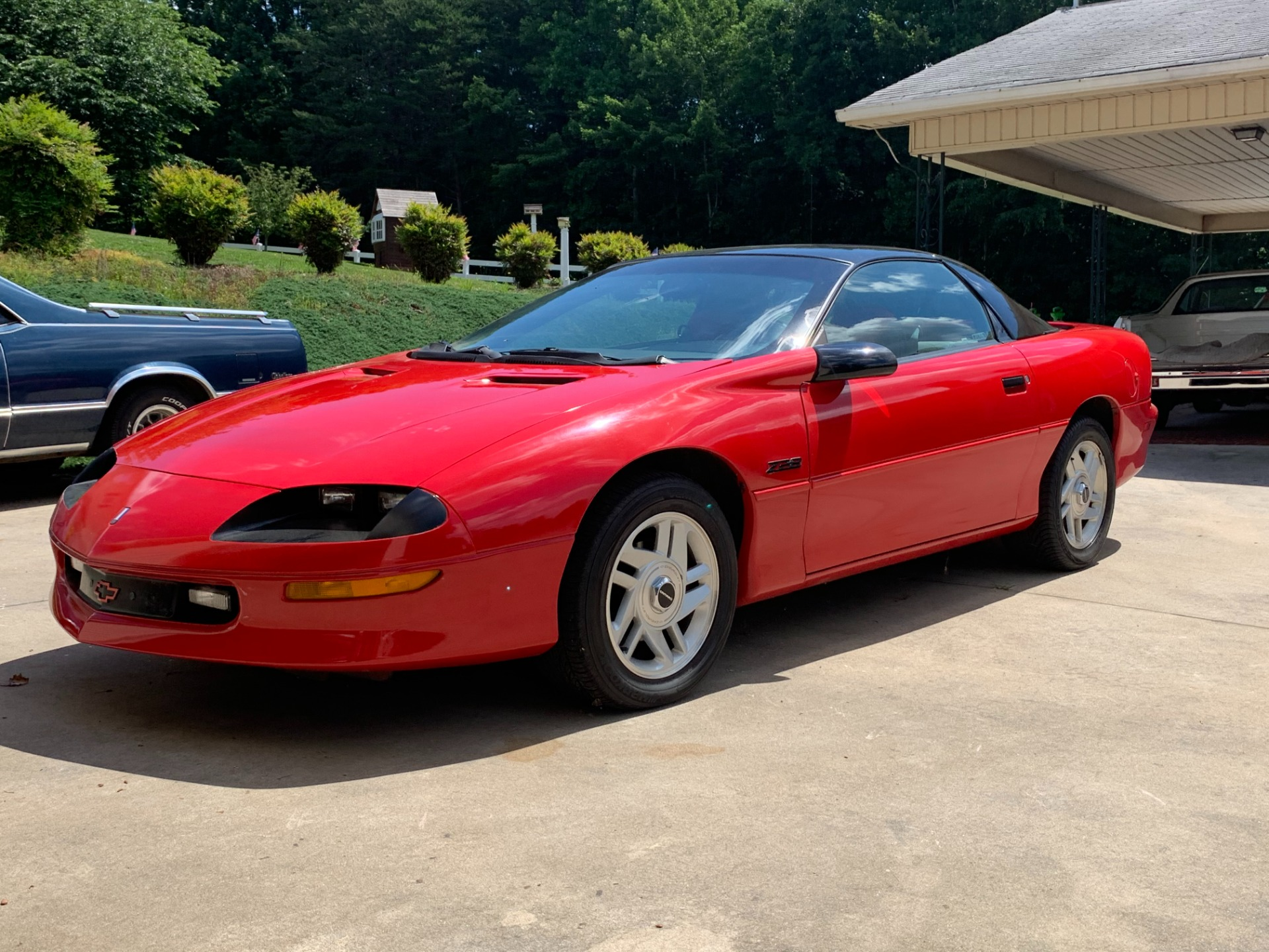 New 1994 Chevrolet Camaro Z28  170 , For Sale $10500, Call Us: (704) 996-3735