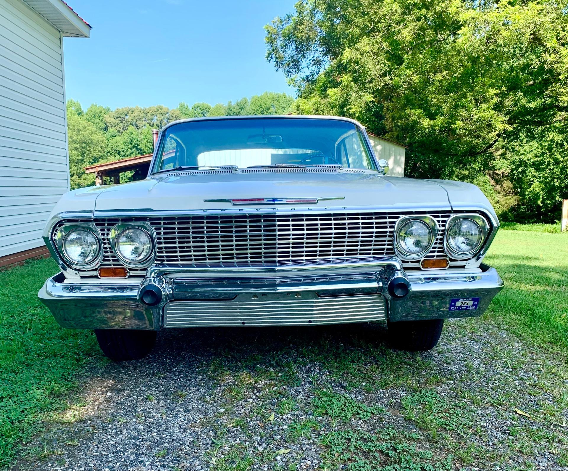 Used 1963 Chevrolet Impala