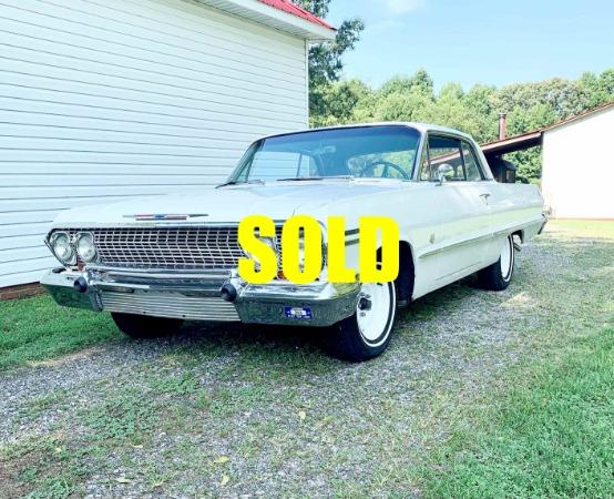 1963 Chevrolet Impala  For Sale $56500