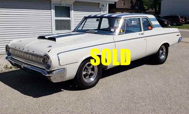 Used 1964 Dodge 330  172 , For Sale $47000, Call Us: (704) 996-3735