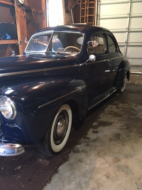 Used 1942 Ford Business Coupe