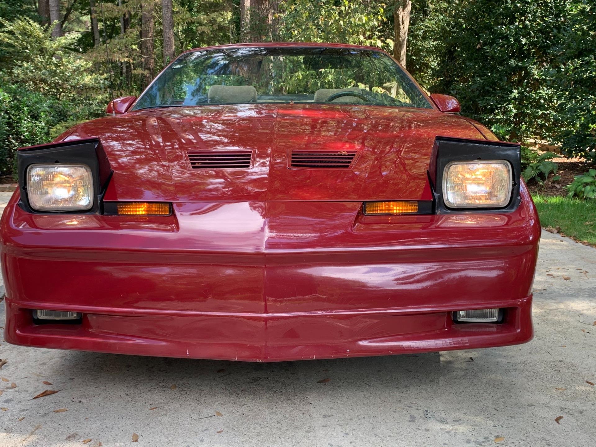 Used 1985 Pontiac Firebird Trans Am
