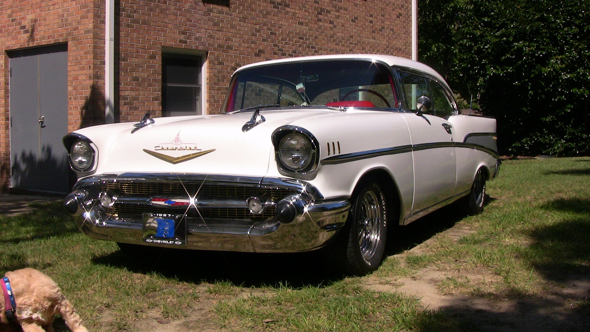 Used 1957 Chevrolet Bel Air  19 , For Sale $47500, Call Us: (704) 996-3735