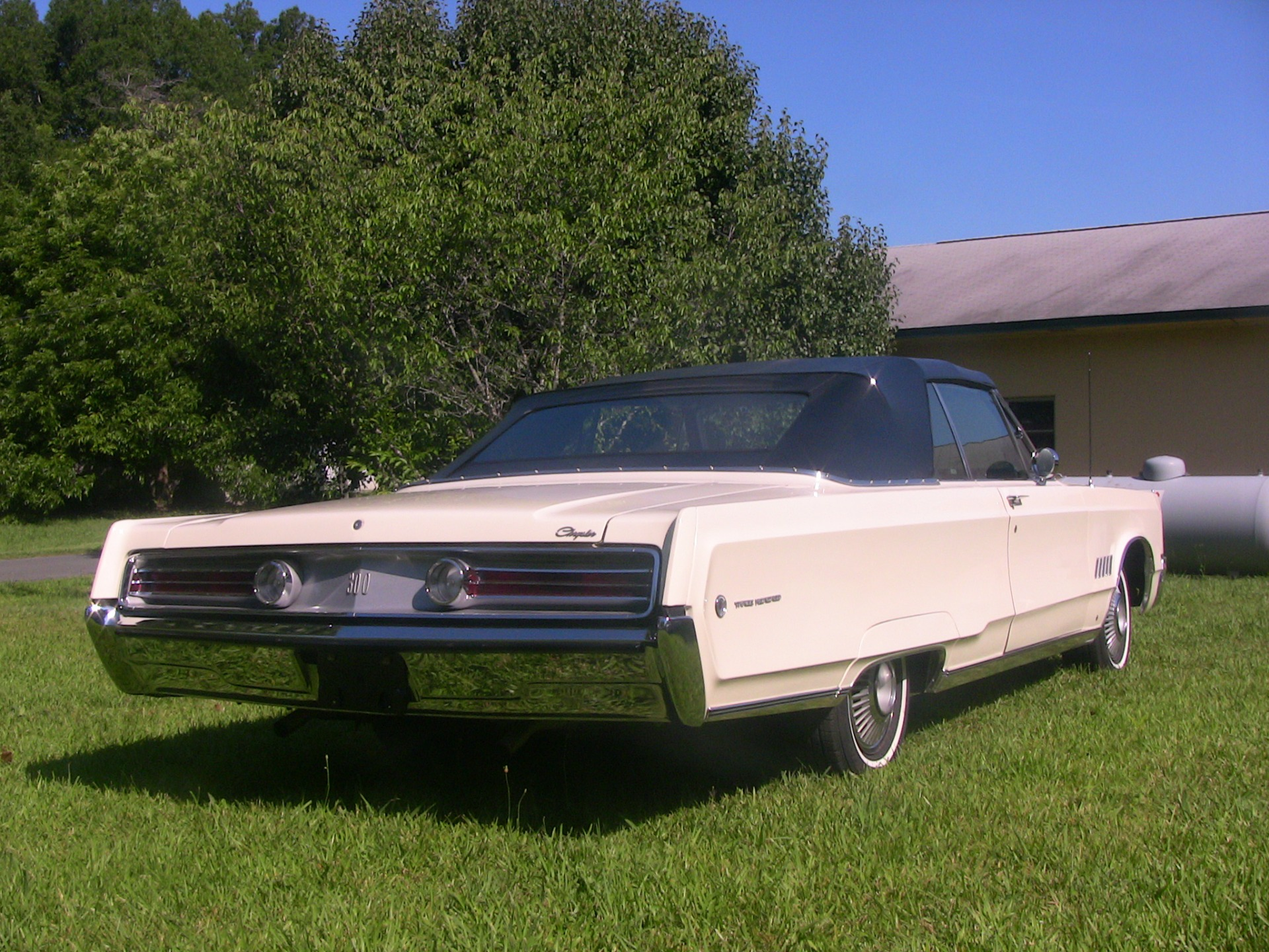 Used 1968 Chrysler 300 Convertible