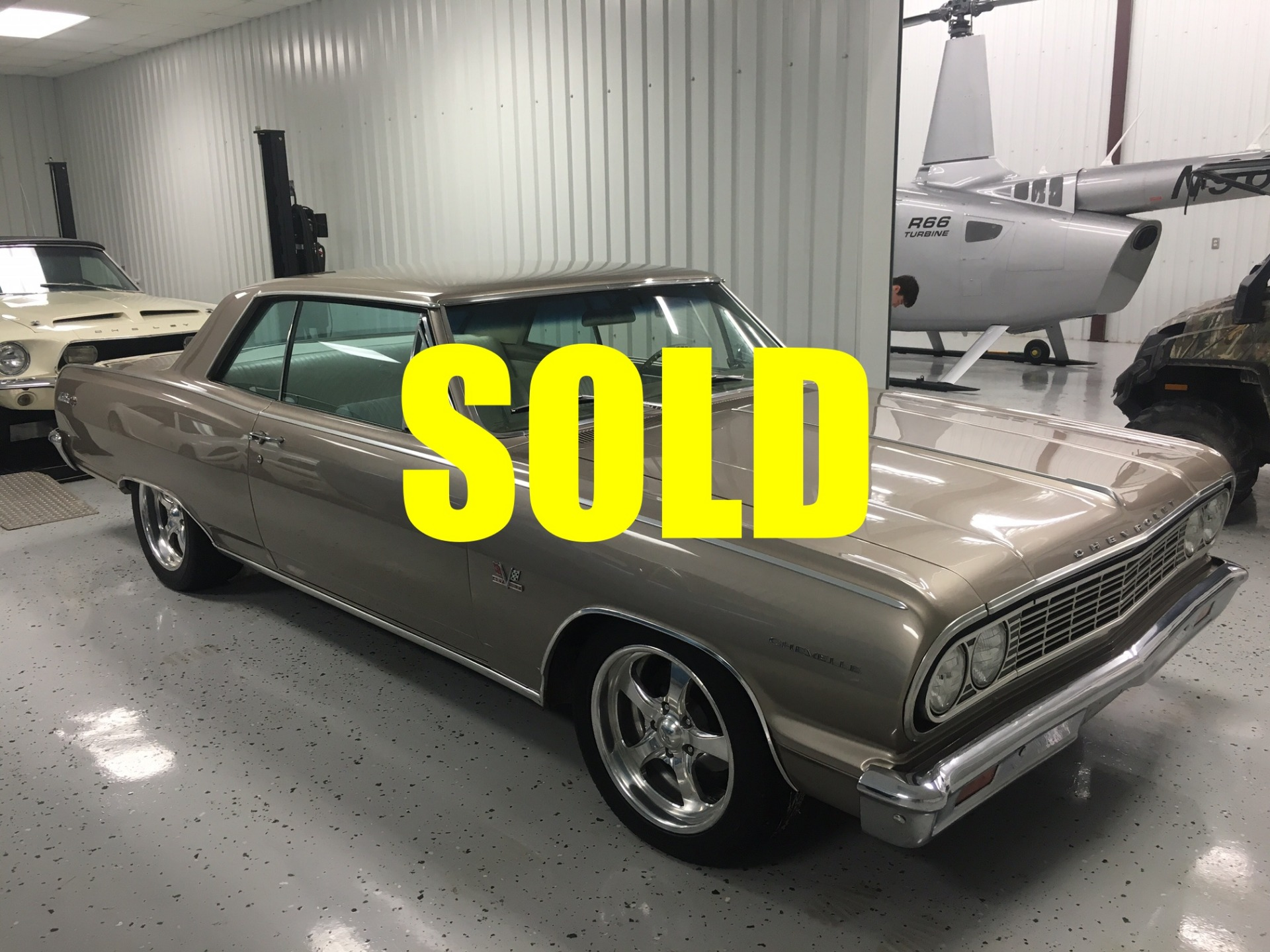 Used 1964 Chevrolet Chevelle Malibu  22 , For Sale $38000, Call Us: (704) 996-3735