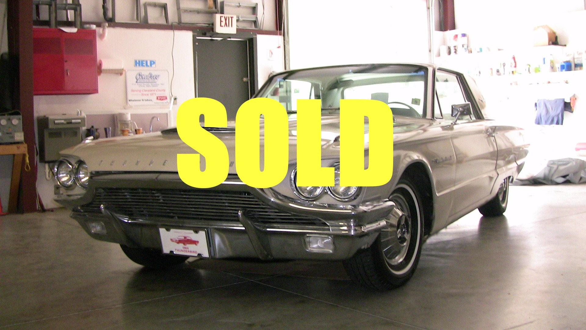 Used 1964 Ford Thunderbird  25 , For Sale $18300, Call Us: (704) 996-3735