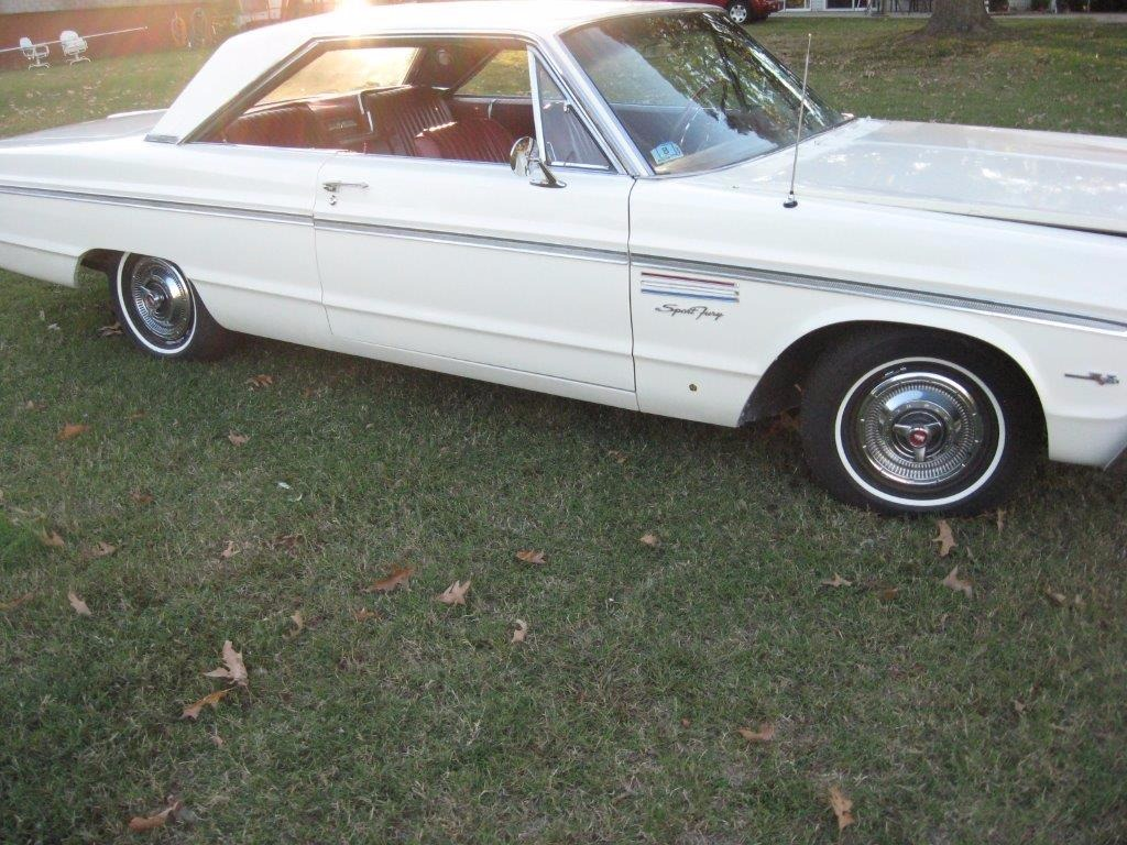 Used 1965 Plymouth Fury