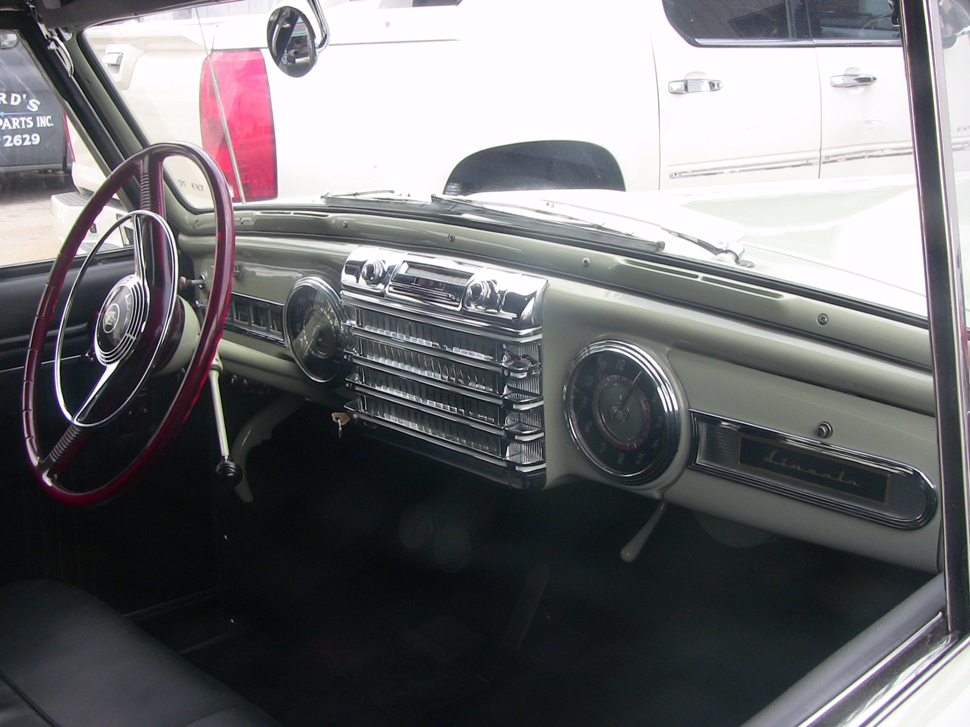 Used 1946 Lincoln Continental