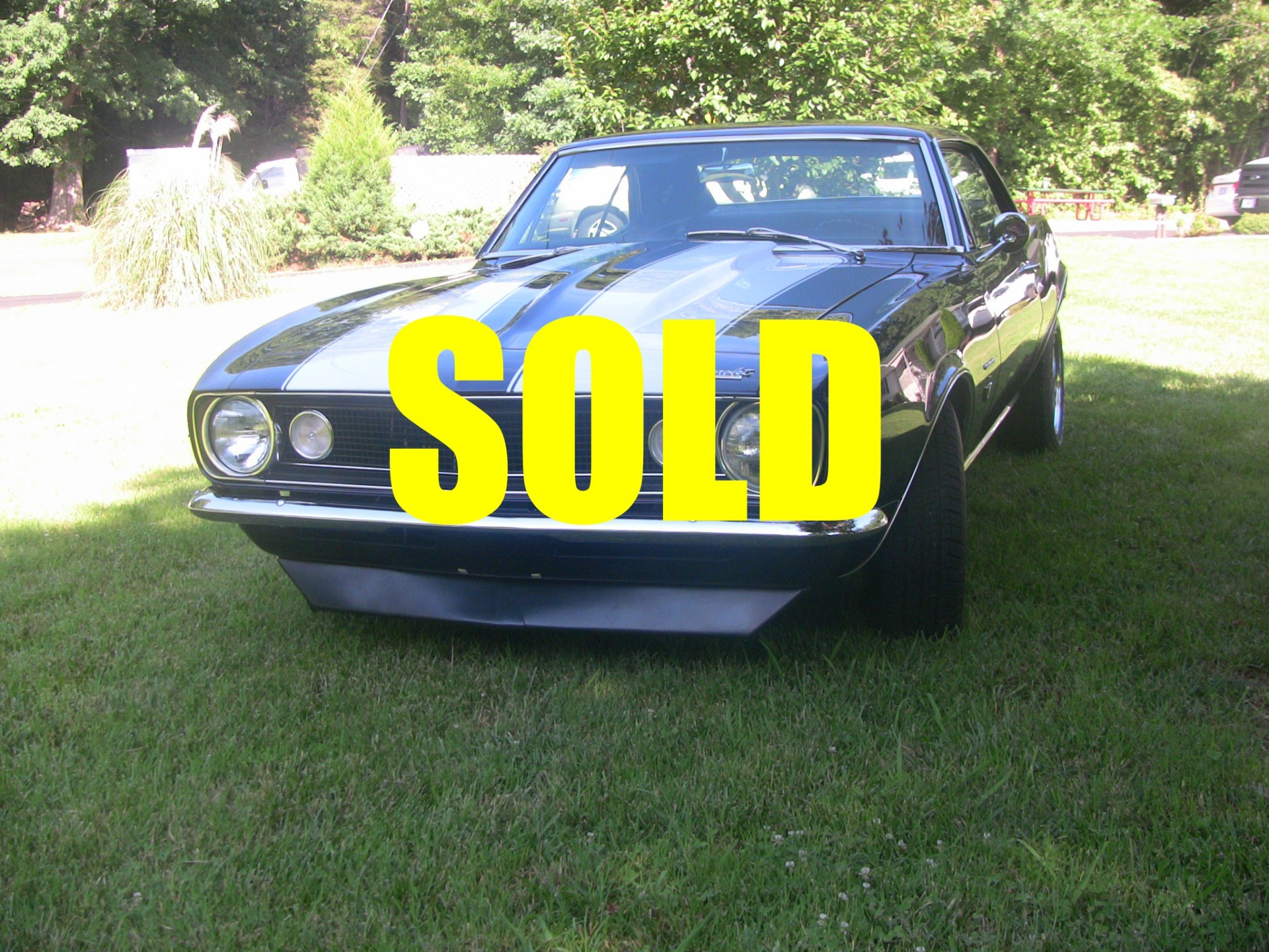 Used 1967 Chevrolet Camaro  30 , For Sale $32500, Call Us: (704) 996-3735