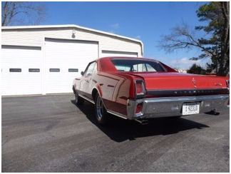 Used 1967 Oldsmobile 442 W 30