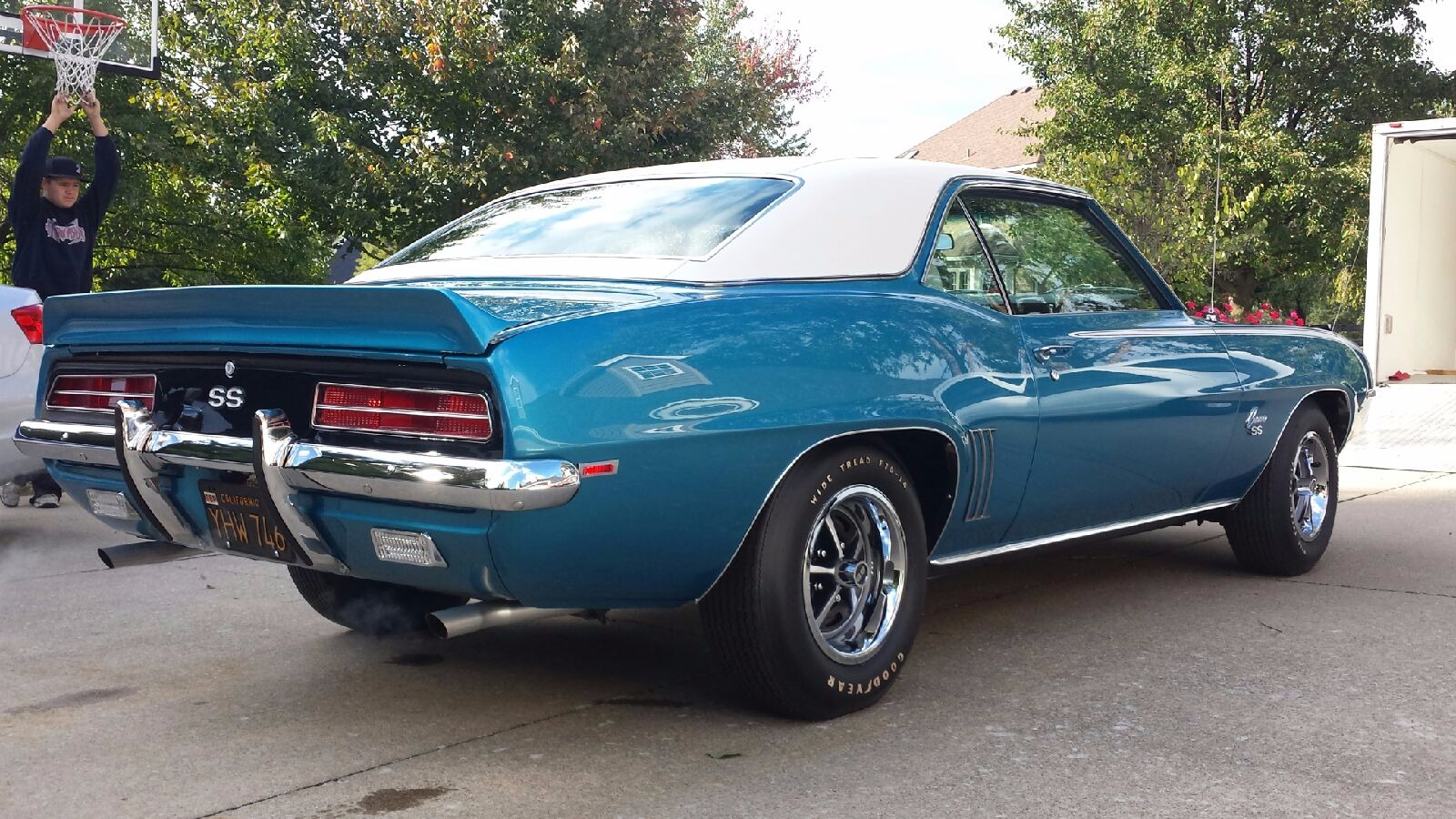 Used 1969 Chevrolet Camaro Ss For Sale 79 500 Classic