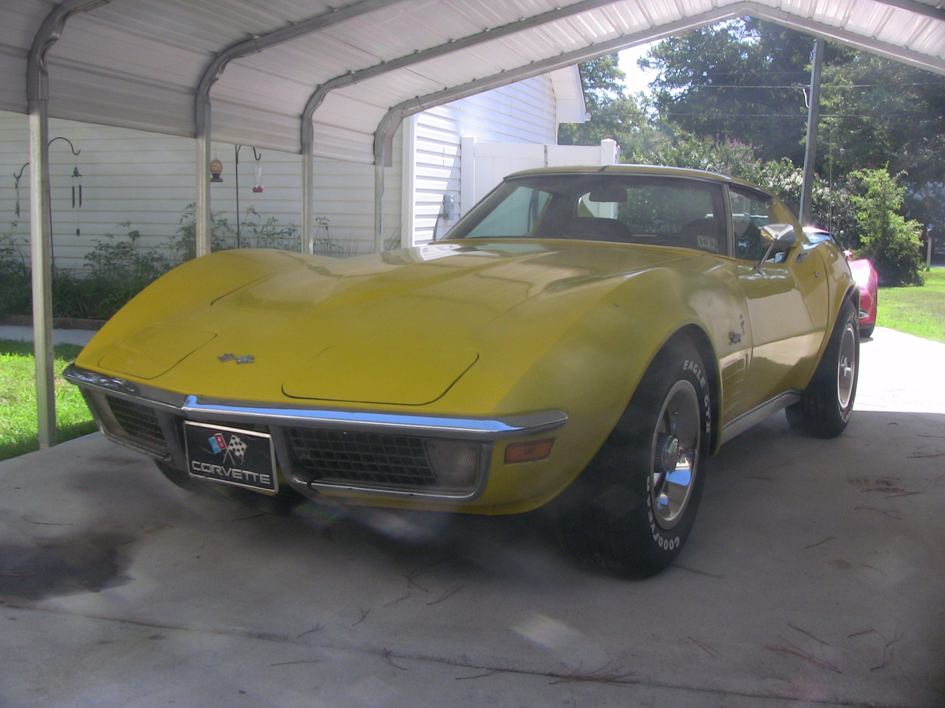 Used 1971 Chevrolet Corvette
