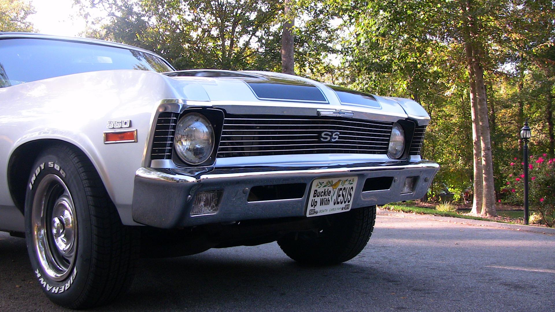 Used 1971 Chevrolet Nova