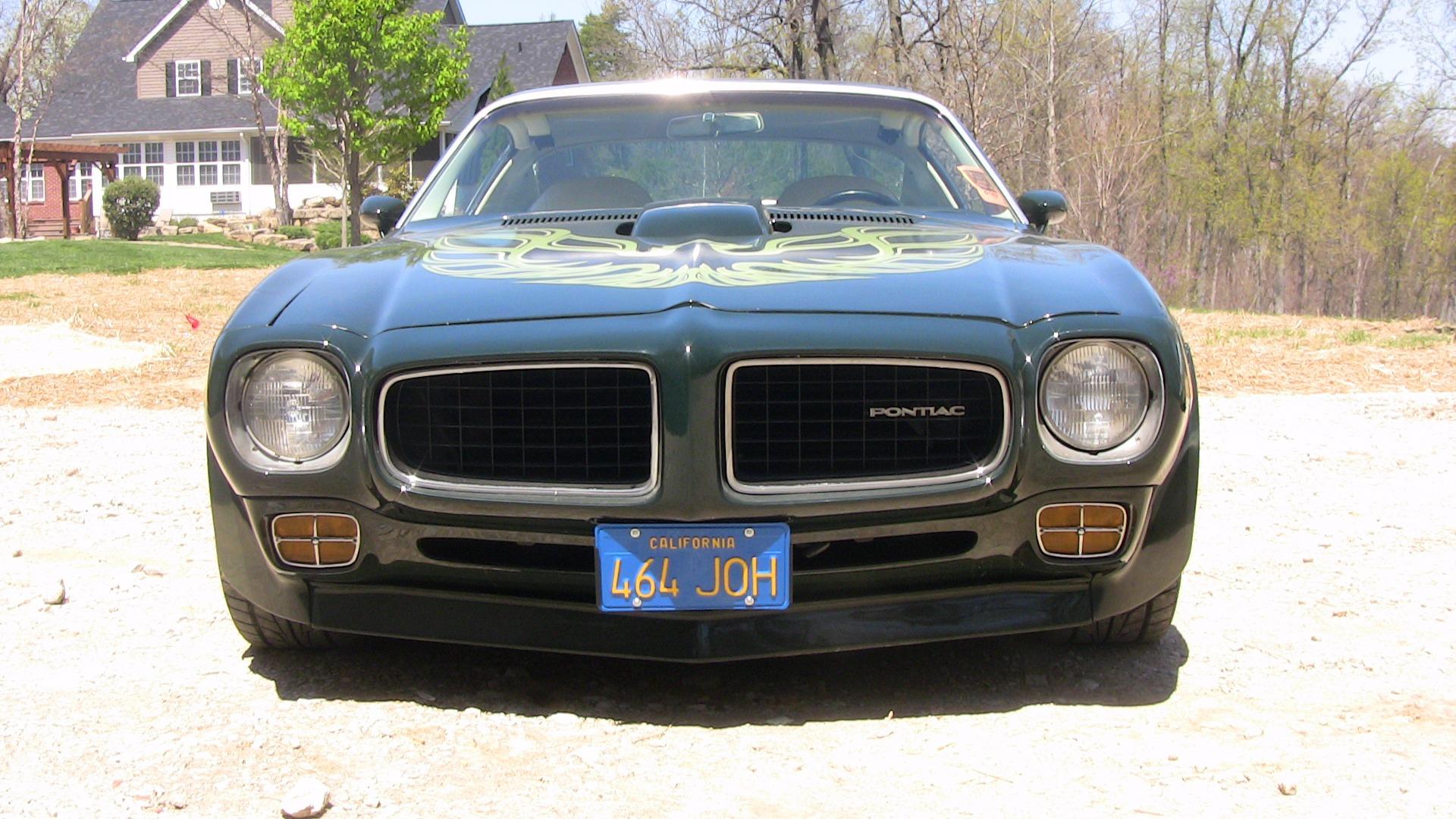 Used 1973 Pontiac Trans Am